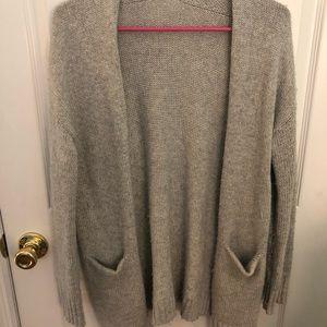 Sweaters - 🔥AMERICAN WAGLE GRAY SWEATER